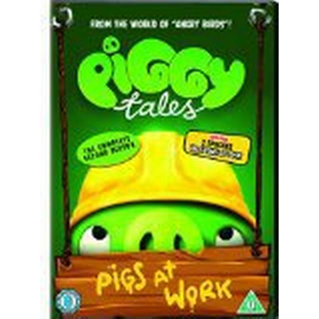 Piggy Tales: Season 2 - Pigs At Work [DVD]